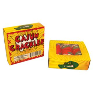 200 Gram Fountain Fireworks by ASIA PYRO JP287A CAJUN CRACKLER