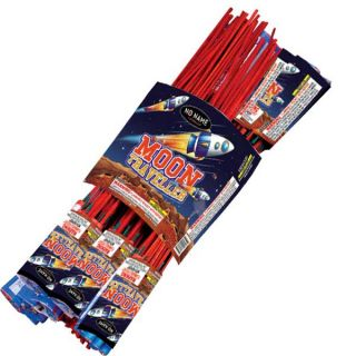 Rockets Fireworks - Bottle Rocket by NO NAME NN0440 Moon Traveler with Report