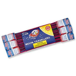 Moon Traveler with Report by Winda Fireworks by Winda Fireworks