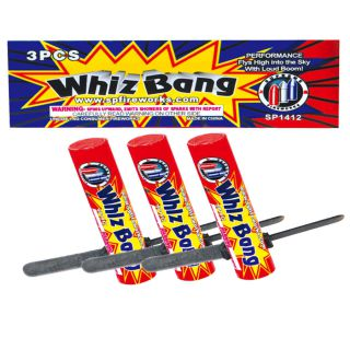 Winged Fireworks by SUPREME SP1412 Buzz Bang