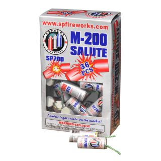 Firecrackers Fireworks for Sale by SUPREME SP700 M-200 Salute