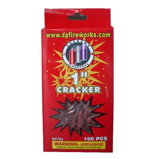 Firecrackers Fireworks for Sale by SUPREME SP705 Cracker 1in