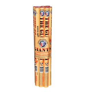 Roman Candles Fireworks by SUPREME SP940 The Giant Shot